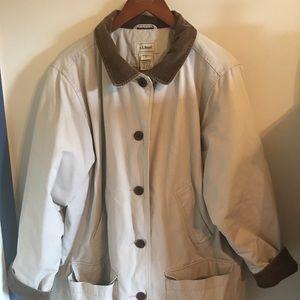 LL BEAN winter coat